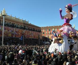 Carnaval de Nice - Du 11 au 25 février 2017