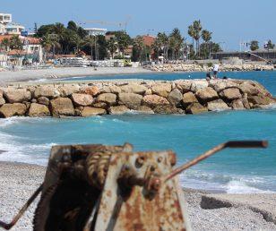 La plage - Cagnes sur mer
