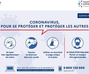 (Français) Vos vacances en toute sécurité - Consultez nos mesures sanitaires