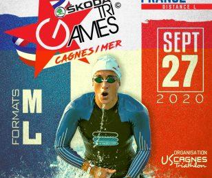 (Français) Triathlon Cagnes sur Mer - 26 septembre 2020