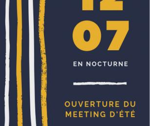 (Français) Meeting d'été - Hippodrome de Cagnes sur mer