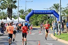 Triathlon Cagnes sur Mer - 6 juin 2021